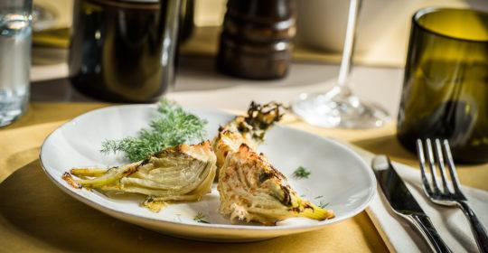 Ricetta veloce per i più pigri: Finocchi gratinati con semi di girasole